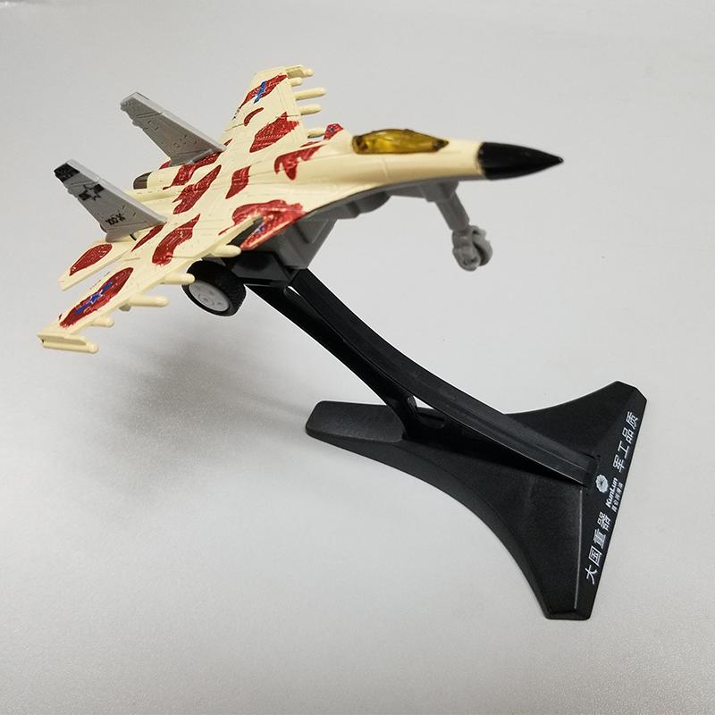 歼15飞机模型