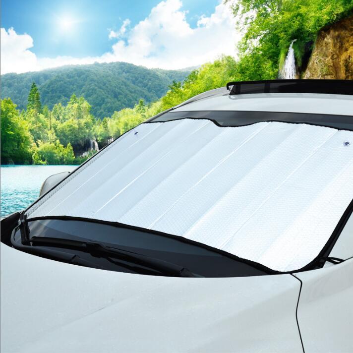 加厚型汽车遮阳挡140cmX70cm
